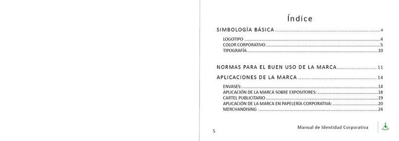 L'mint. Manual de Identidad Corporativa. Branding 2