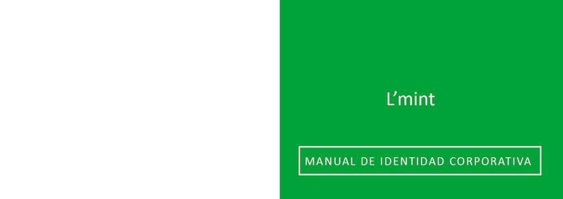 L'mint. Manual de Identidad Corporativa. Branding 11