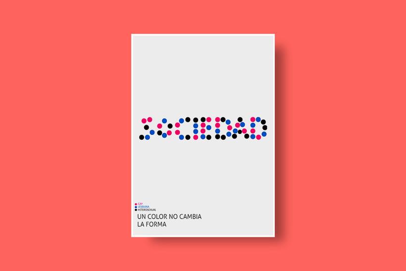 CAMPAÑA GRÁFICA CONTRA LA HOMOFOBIA -1