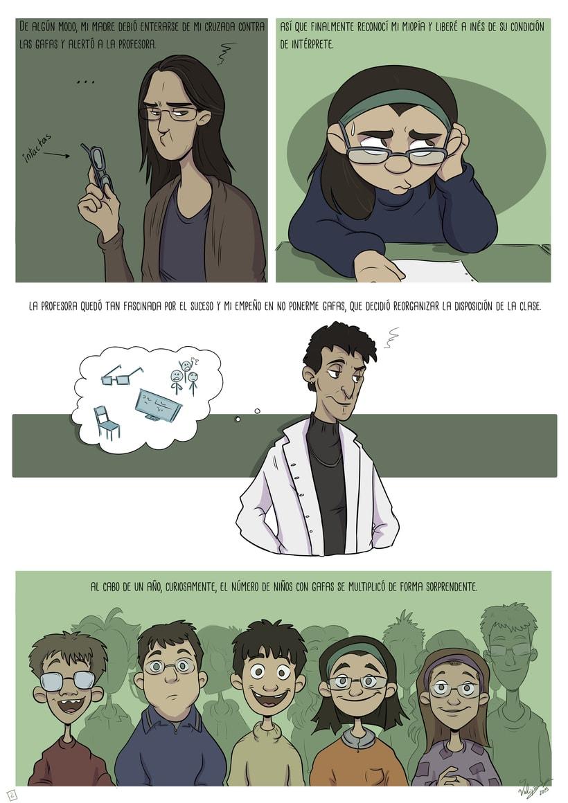 Mi Proyecto del curso El cómic es otra historia 1
