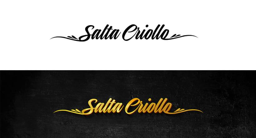 Poster + Flyer - Salta Criollo, Hip Hop Fest 3