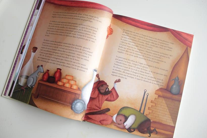 Les plus beaux contes des 1001 nuits - AUZOU 5
