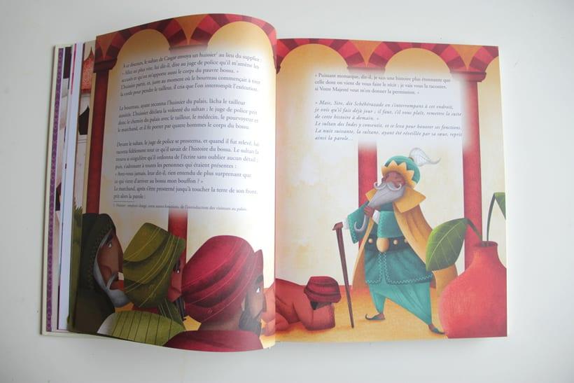 Les plus beaux contes des 1001 nuits - AUZOU 7