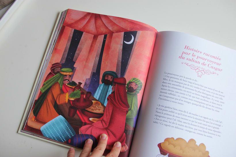 Les plus beaux contes des 1001 nuits - AUZOU 10
