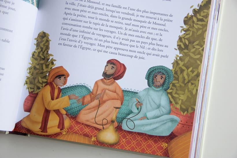 Les plus beaux contes des 1001 nuits - AUZOU 13