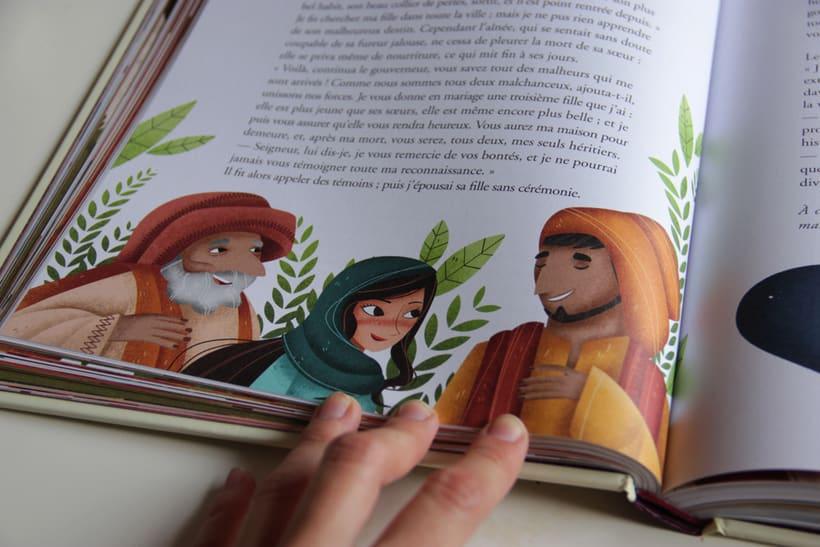 Les plus beaux contes des 1001 nuits - AUZOU 14