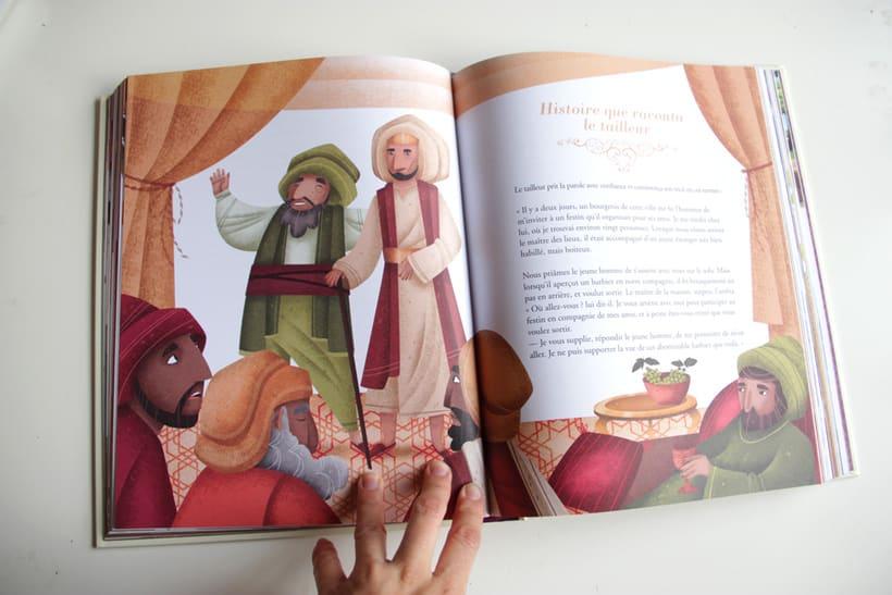Les plus beaux contes des 1001 nuits - AUZOU 15