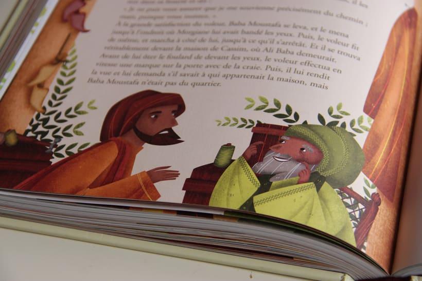 Les plus beaux contes des 1001 nuits - AUZOU 19