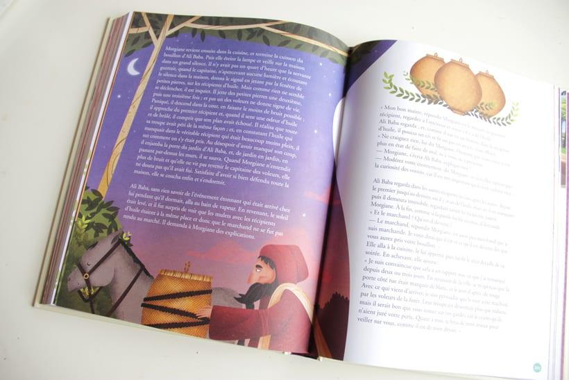 Les plus beaux contes des 1001 nuits - AUZOU 20