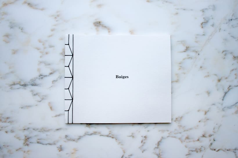 Catálogo Baiges // Accessory Design / Natural Dyes and Leather 0