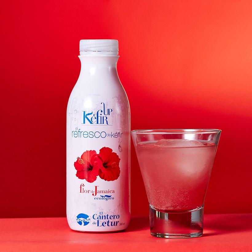 Packaging para bebida de kéfir -1