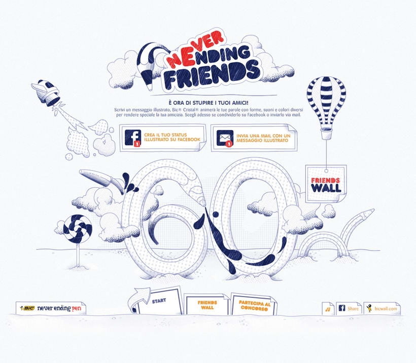 BIC - Never Ending Friends -1
