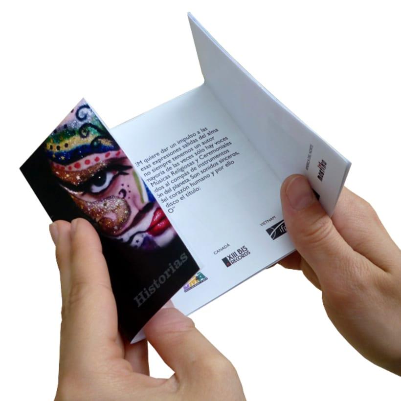CD Pack 'Historias del Mundo' 3