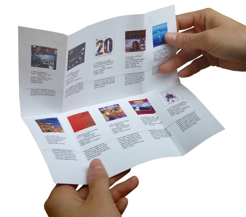 CD Pack 'Historias del Mundo' 4