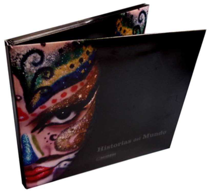 CD Pack 'Historias del Mundo' 1