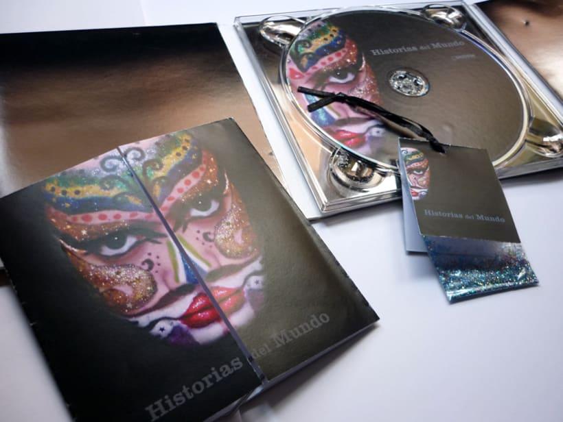 CD Pack 'Historias del Mundo' 2