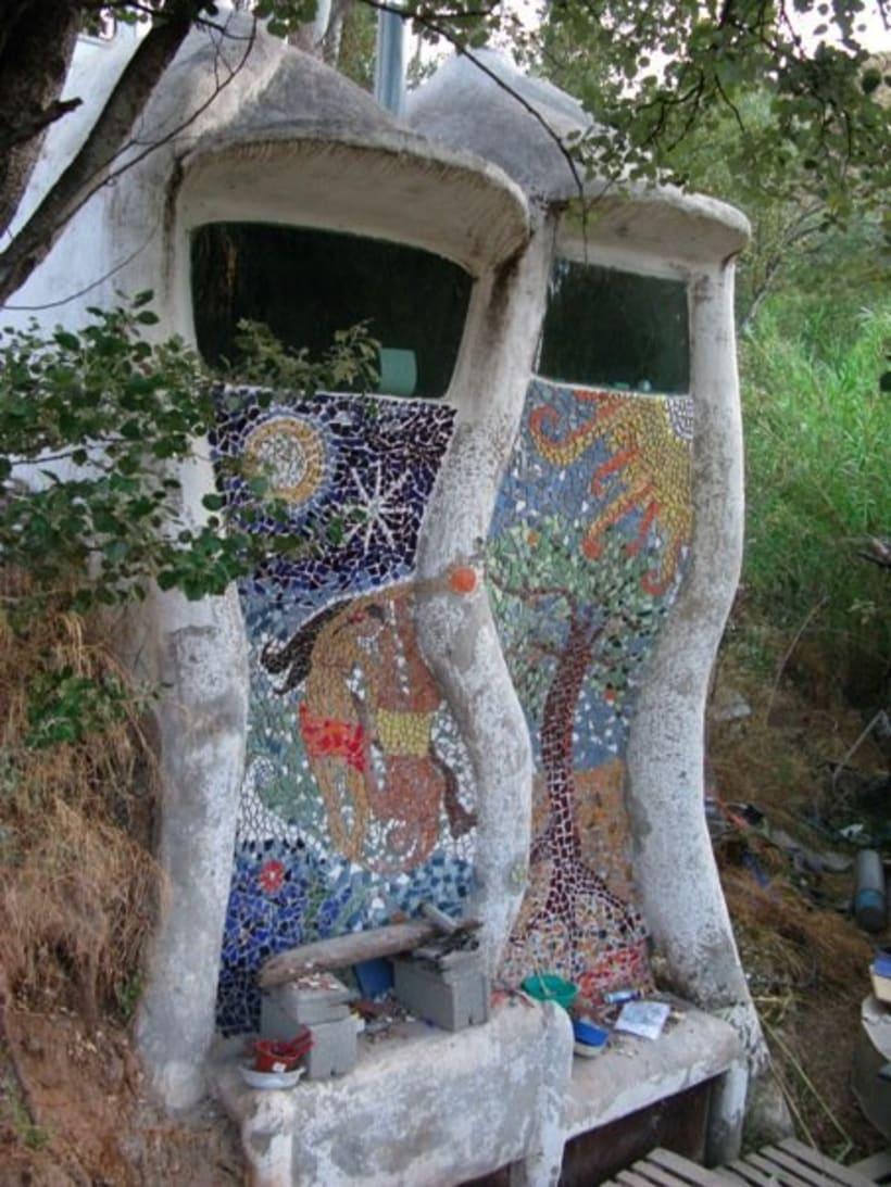Mosaico Ciclo Natural  0