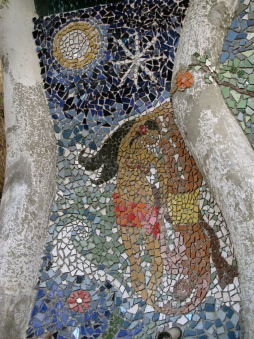 Mosaico Ciclo Natural  1