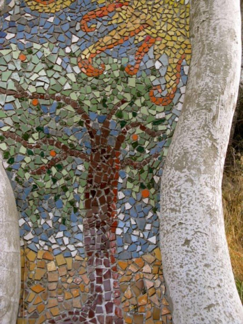Mosaico Ciclo Natural  2