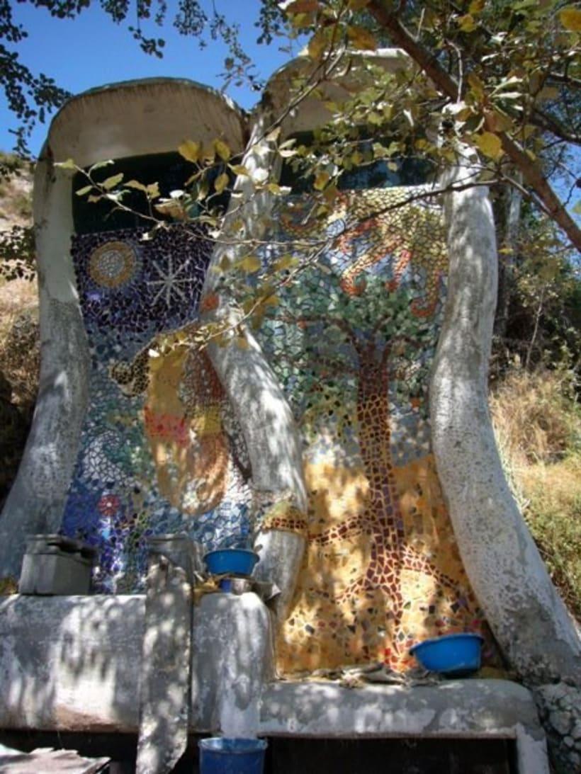 Mosaico Ciclo Natural  3
