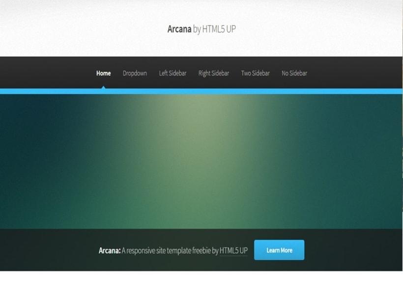 Diseño de Sitios Web (Responsive) 2