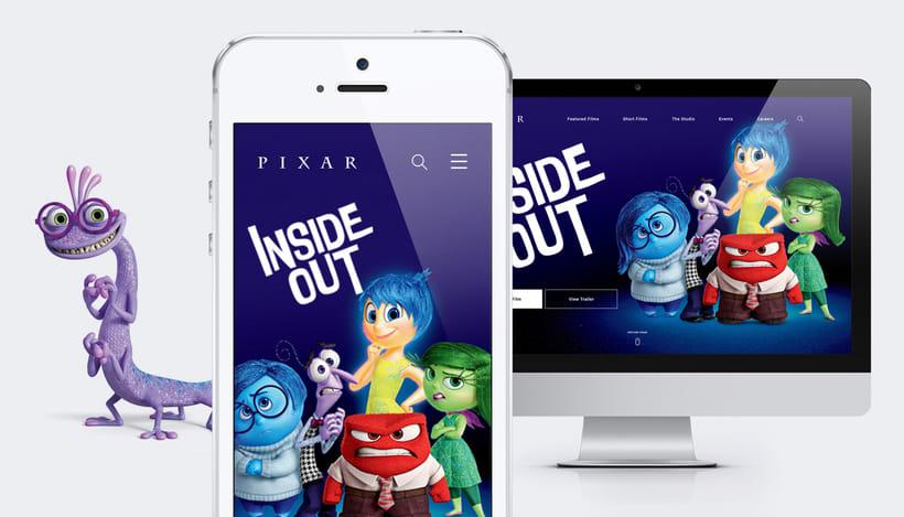 Pixar Redesign Concept 0