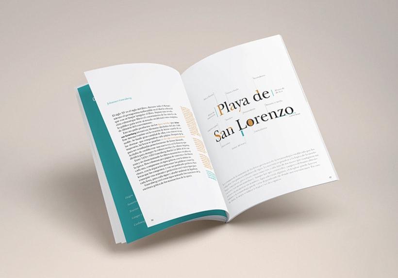 Un paseo tipográfico por Gijón. 1