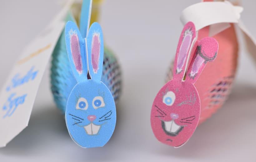 Easter Eggs Baskets 4
