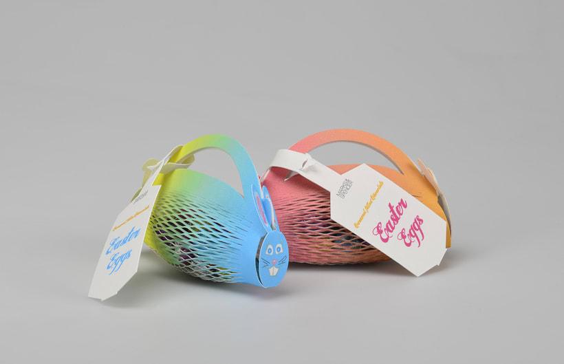Easter Eggs Baskets 3