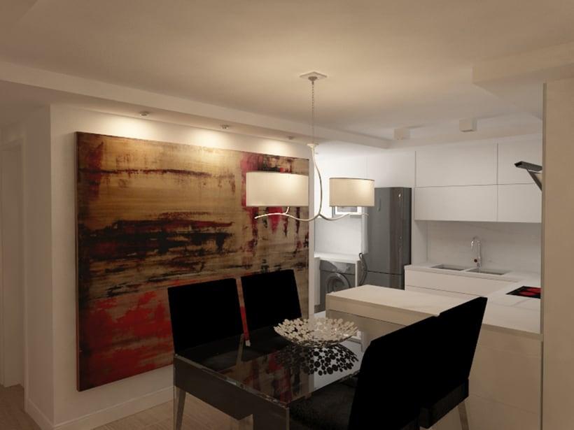 Proyectos de interiores y exteriores con 3d max y Vray  1