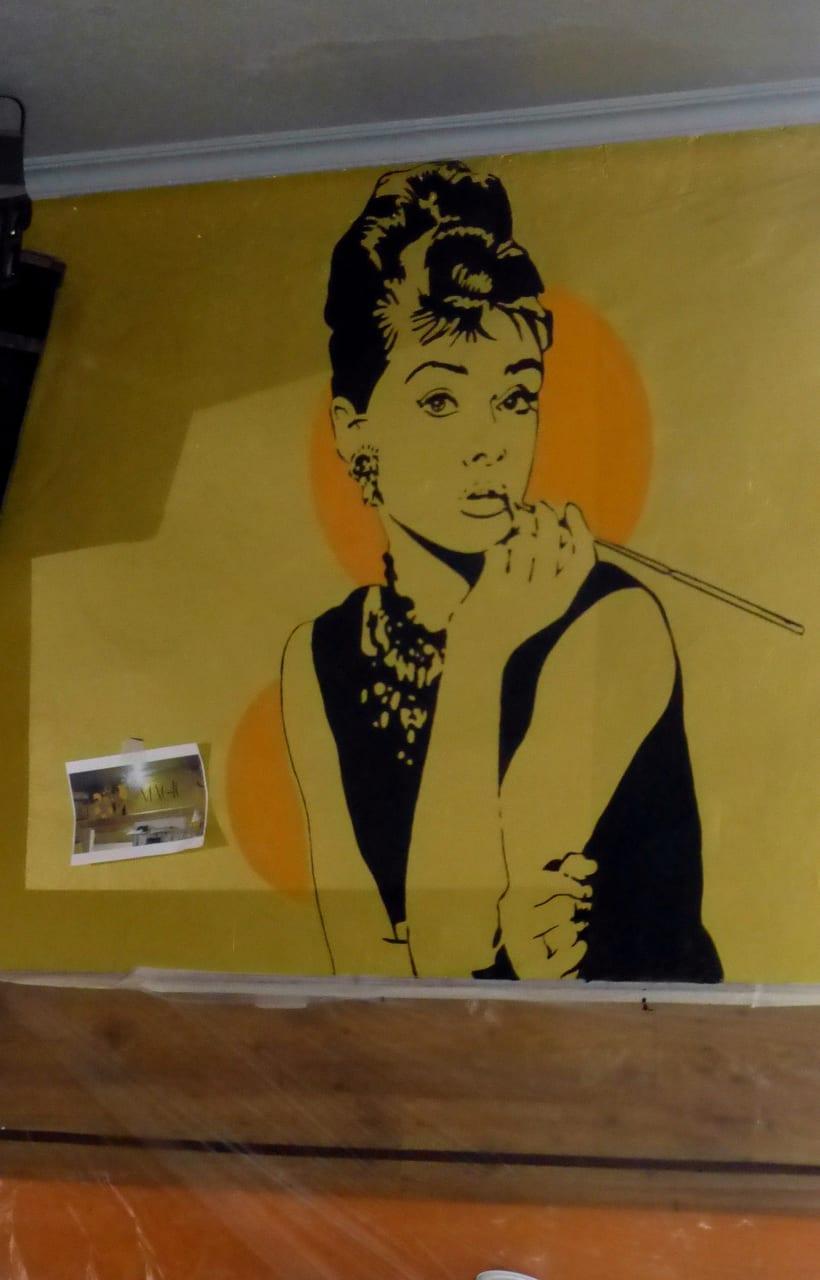Pintura decorativa Magic Pub 4