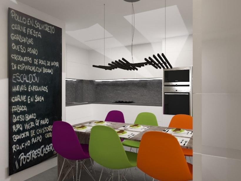 Proyectos de interiores y exteriores con 3d max y Vray  3