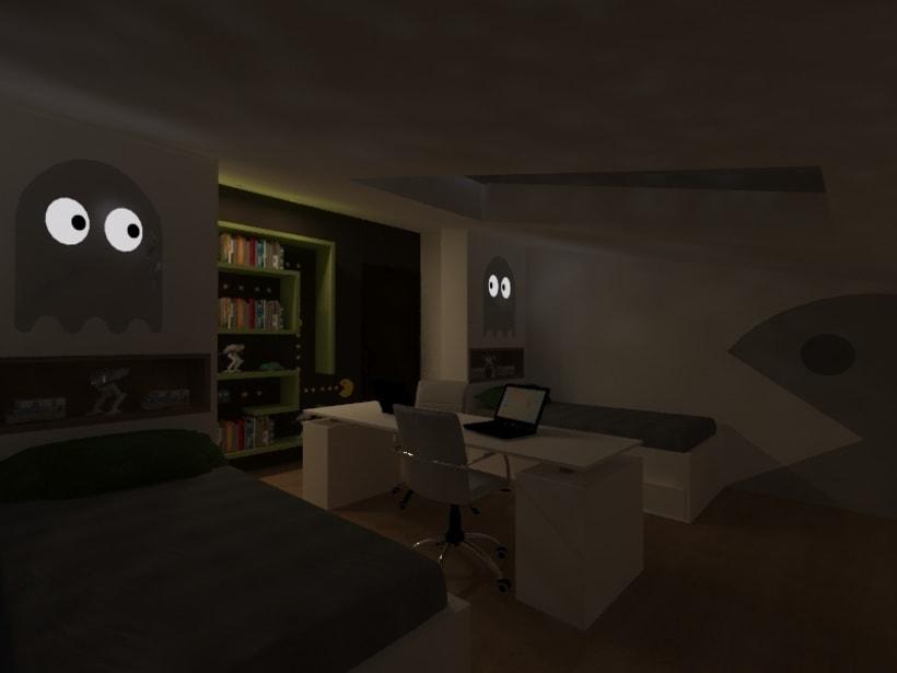 Proyectos de interiores y exteriores con 3d max y Vray  4