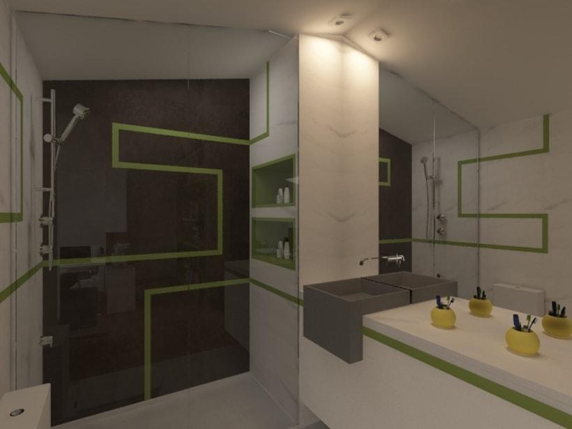 Proyectos de interiores y exteriores con 3d max y Vray  5