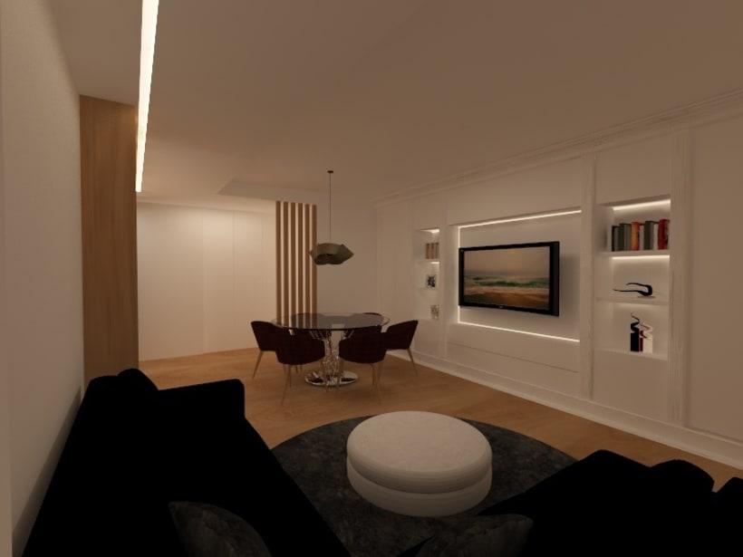 Proyectos de interiores y exteriores con 3d max y Vray  7