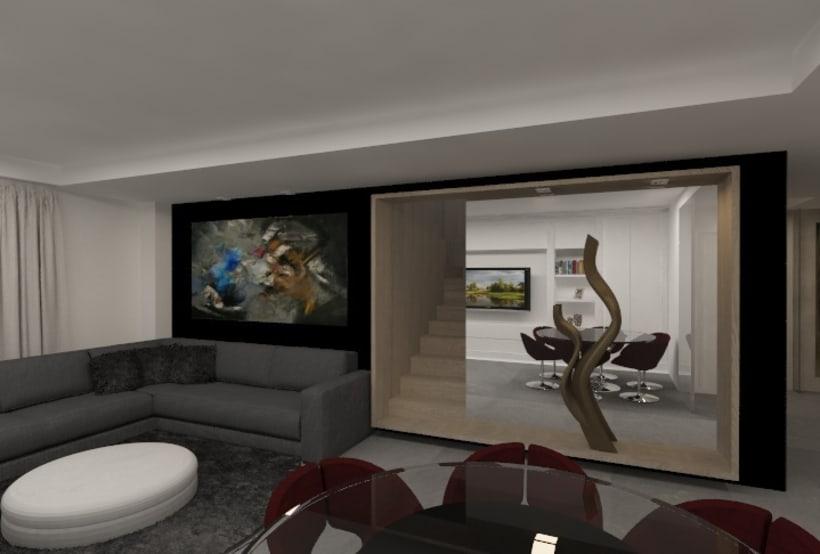 Proyectos de interiores y exteriores con 3d max y Vray  8