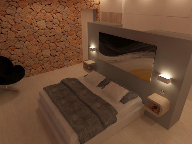 Proyectos de interiores y exteriores con 3d max y Vray  10