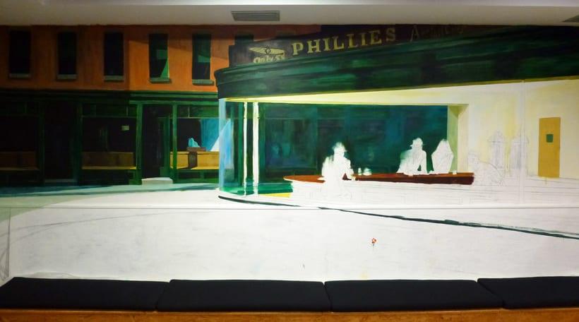 Mural Cafetería Bako´s Music  4