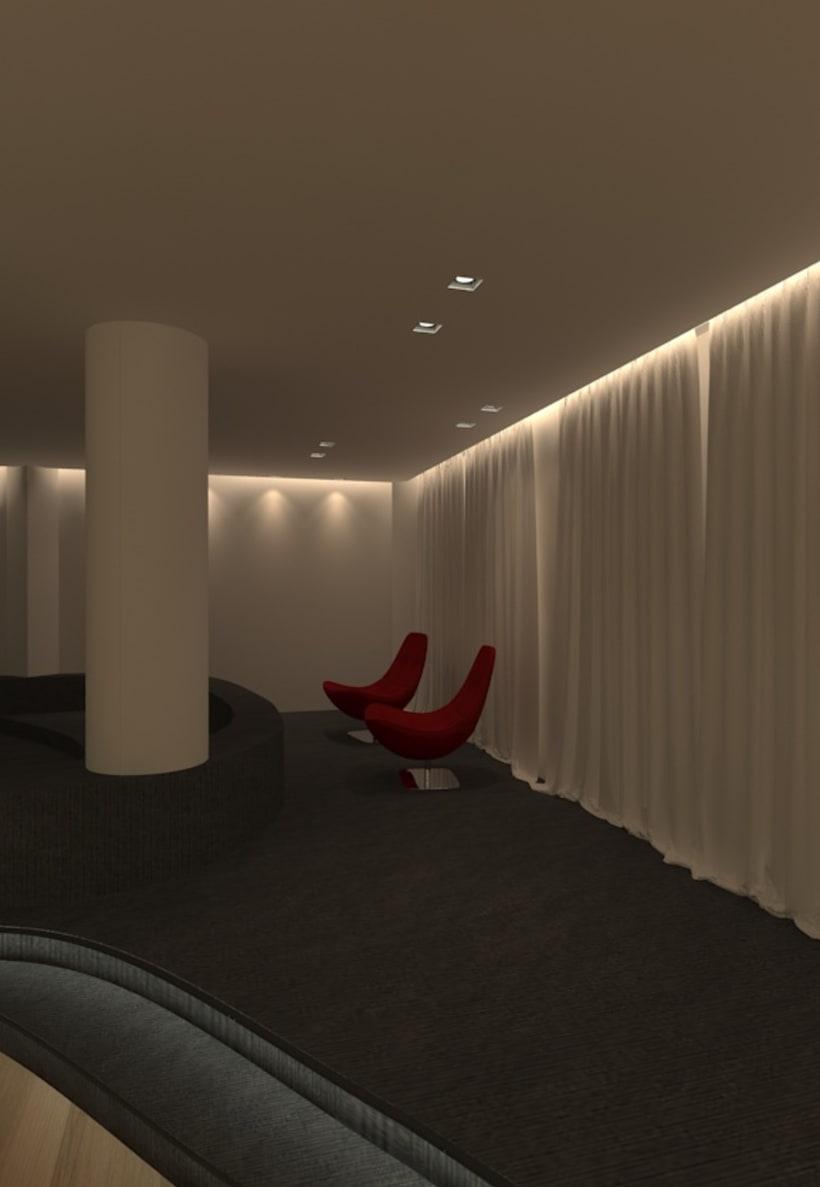 Proyectos de interiores y exteriores con 3d max y Vray  11