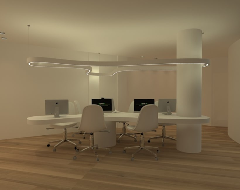 Proyectos de interiores y exteriores con 3d max y Vray  12