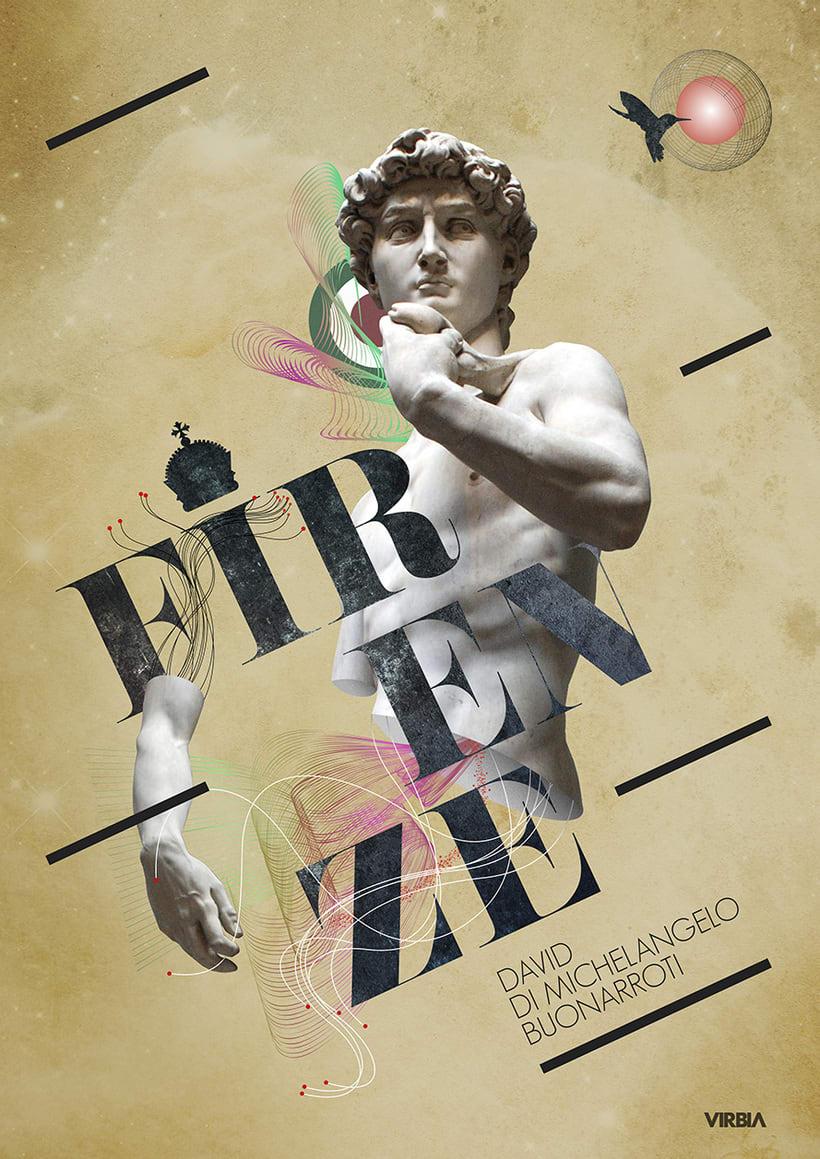 Firenze Poster 3