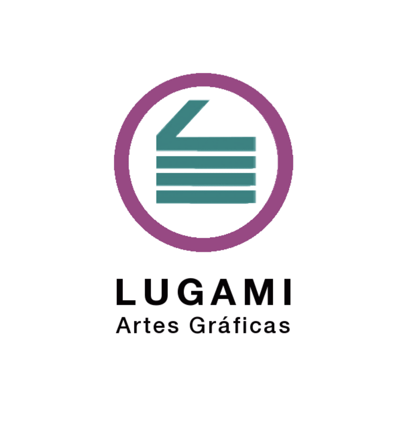 Identidade para LUGAMI, artes gráficas. Betanzos (A Coruña) 0