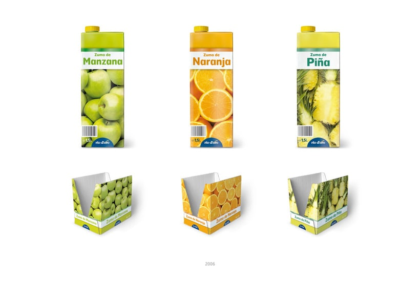 Linea de packaging zumos -1