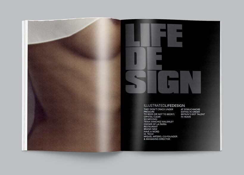 Avenue Illustrated Magazine N50 7