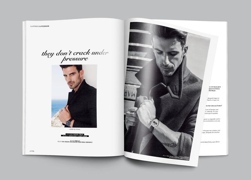 Avenue Illustrated Magazine N50 8