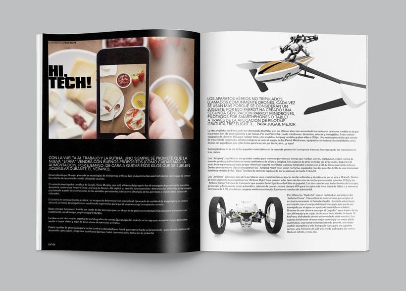 Avenue Illustrated Magazine N50 10