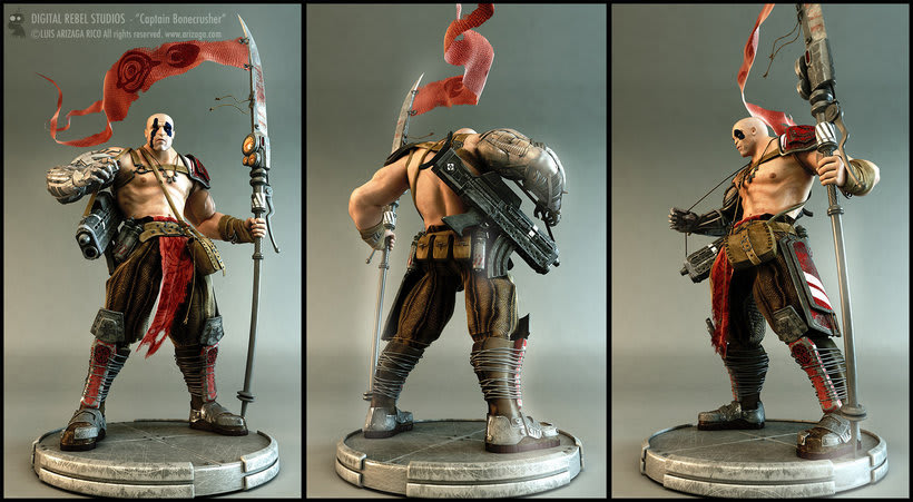 Captain Bonecrusher -1