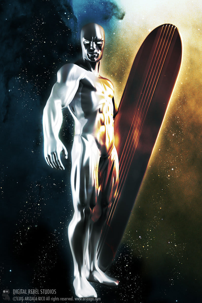 Space Surfer -1