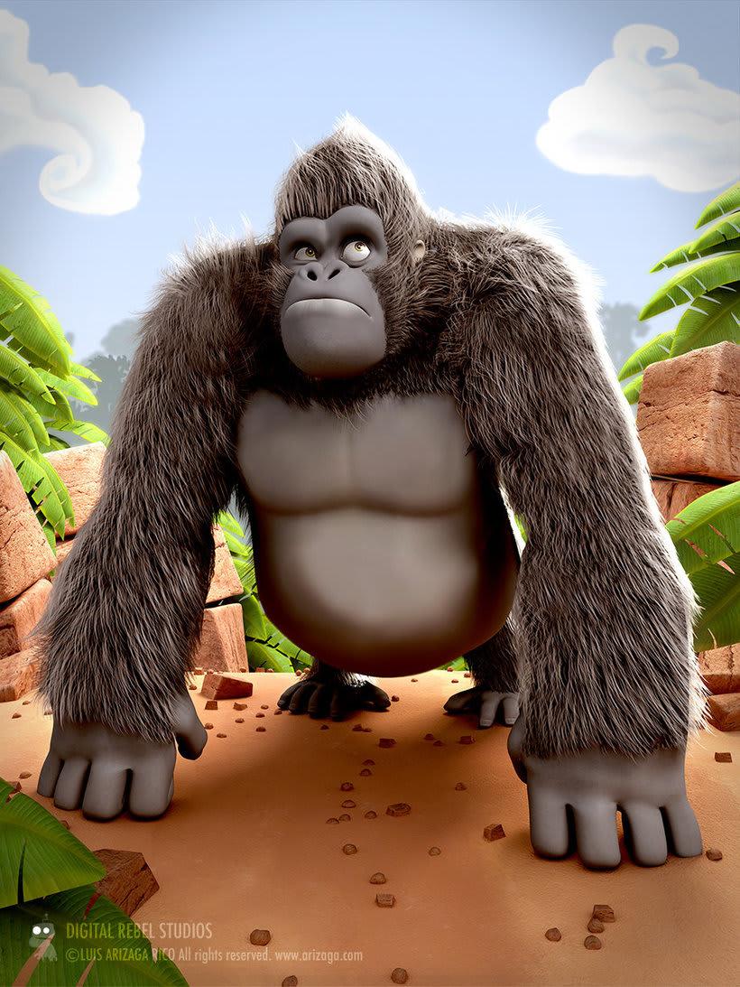 Gorila -1