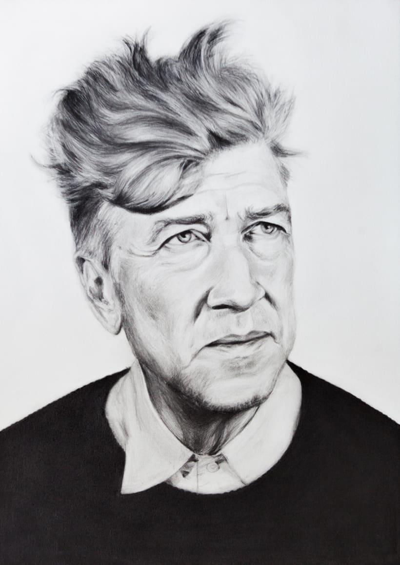 Retratos en grafito -1